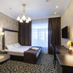 Гостиница Bellagio 4* Номер Бизнес двуспальная кровать фото 15