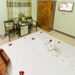 Отель Rice Village Homestay 2* Улучшенный номер с различными типами кроватей фото 2