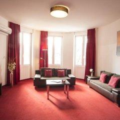 Отель City Aparthotel 4* Стандартный номер фото 10