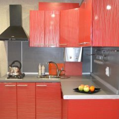Апартаменты Red Bus Apartment na Mira Апартаменты с различными типами кроватей фото 42