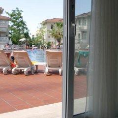 The Blue Lagoon Deluxe Hotel Турция, Олюдениз - 3 отзыва об отеле, цены и фото номеров - забронировать отель The Blue Lagoon Deluxe Hotel онлайн пляж
