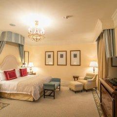 Гостиница Four Seasons Lion Palace St. Petersburg 5* Улучшенные апартаменты с различными типами кроватей фото 3