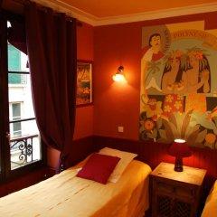 Hotel de Nesle Стандартный номер с 2 отдельными кроватями (общая ванная комната) фото 4
