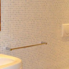 Отель Agriturismo La Risarona Грумоло-делле-Аббадессе ванная фото 2