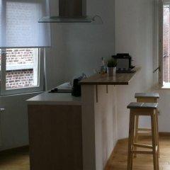 Апартаменты Apartment Art Déco Deuxième Брюссель интерьер отеля