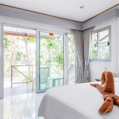 Отель Lanta Coral Beach Resort 2* Бунгало фото 8