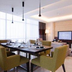 Отель AETAS lumpini 5* Президентский люкс с различными типами кроватей фото 9