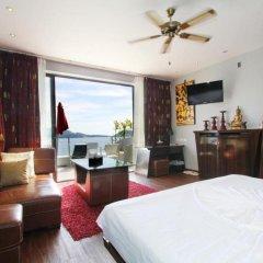 Отель IndoChine Resort & Villas 4* Номер Делюкс с двуспальной кроватью фото 3