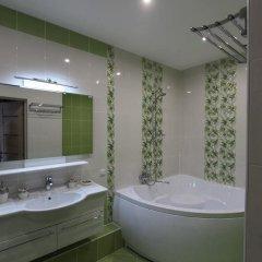 Отель Krasstalker Красноярск ванная фото 2