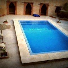 Отель Auberge La Source Марокко, Мерзуга - отзывы, цены и фото номеров - забронировать отель Auberge La Source онлайн бассейн