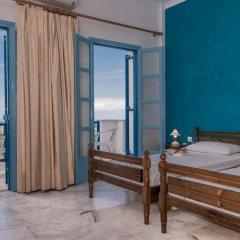 Отель Villa Margarita Греция, Остров Санторини - отзывы, цены и фото номеров - забронировать отель Villa Margarita онлайн комната для гостей фото 3