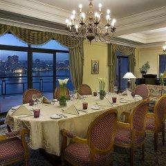 Отель Conrad Cairo 5* Стандартный номер с различными типами кроватей фото 5