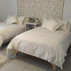 Отель Casa Canario Bed & Breakfast 2* Улучшенный семейный номер с двуспальной кроватью фото 2