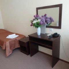Гостиница Континент 2* Стандартный номер с разными типами кроватей фото 3