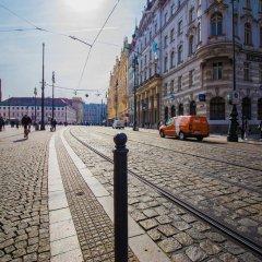 Апартаменты Mighty Prague Apartments спортивное сооружение