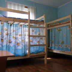 Hostel Favorit Кровать в общем номере с двухъярусной кроватью фото 12