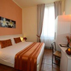Hotel Bella Firenze 3* Стандартный номер с различными типами кроватей фото 4