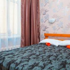 Marusya House Hostel Стандартный семейный номер с двуспальной кроватью фото 13