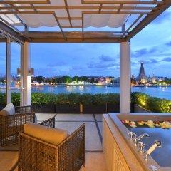 Отель Riva Arun Bangkok 4* Люкс Премиум с различными типами кроватей фото 10