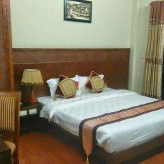 Gold Hotel Hue 3* Улучшенный номер с двуспальной кроватью