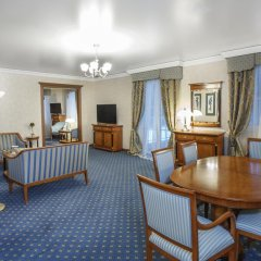 Парк-Отель 4* Люкс с разными типами кроватей фото 10