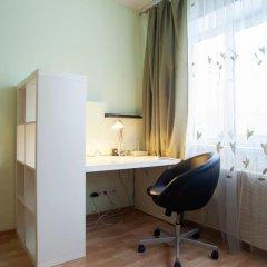 Гостиница Pushkino beautifull sub suburb of Moscow Апартаменты с различными типами кроватей фото 4
