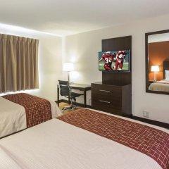 Отель Red Roof Inn Columbus - Ohio State Fairgrounds 2* Номер Делюкс с 2 отдельными кроватями фото 7