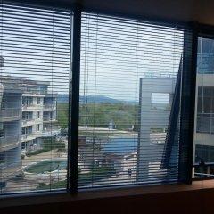 Апартаменты Rainbow Economy Studio Nova балкон