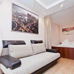 Апартаменты Apartments at Proletarskaya комната для гостей фото 4