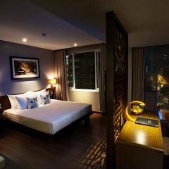 Silverland Sakyo Hotel & Spa 4* Номер Делюкс фото 8
