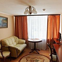 Гостиничный Комплекс Русь 3* Улучшенный люкс с различными типами кроватей фото 3
