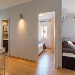 Отель Flaugier Испания, Барселона - отзывы, цены и фото номеров - забронировать отель Flaugier онлайн комната для гостей фото 5