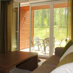 Отель Marina Holiday Honka Village Финляндия, Лаппеэнранта - отзывы, цены и фото номеров - забронировать отель Marina Holiday Honka Village онлайн комната для гостей фото 2
