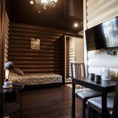 Hotel LogHouse Номер Комфорт разные типы кроватей фото 2