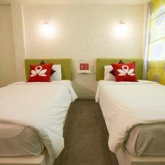 Отель ZEN Rooms Naklua 3* Улучшенный номер с различными типами кроватей фото 10