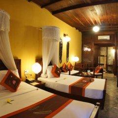 Vinh Hung Heritage Hotel 2* Люкс с различными типами кроватей фото 4