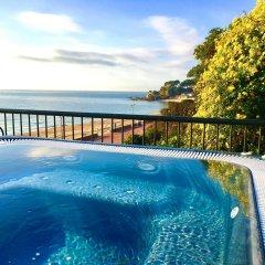 Отель Rigat Park & Spa Hotel Испания, Льорет-де-Мар - отзывы, цены и фото номеров - забронировать отель Rigat Park & Spa Hotel онлайн бассейн фото 3