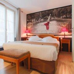 Отель Hôtel Atelier Vavin 3* Стандартный номер с различными типами кроватей фото 16