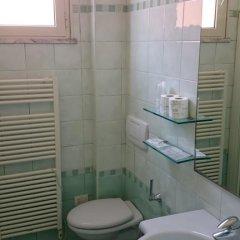 Отель Residence Lugano ванная фото 4