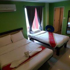 Отель Bangkok Residence Бангкок комната для гостей
