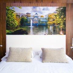 Отель VP Jardín de Recoletos 4* Стандартный номер с двуспальной кроватью фото 3