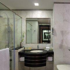 Radisson Blu Hotel, Dubai Media City 4* Улучшенный номер с различными типами кроватей фото 6