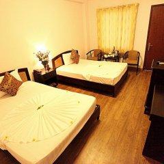 Hanoi Golden Hotel 3* Номер Делюкс с 2 отдельными кроватями фото 3