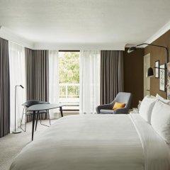 London Marriott Hotel Regents Park 4* Номер Делюкс с различными типами кроватей фото 5