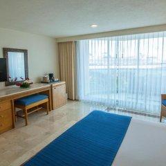 Отель Park Royal Cozumel - Все включено 4* Номер Делюкс с различными типами кроватей фото 10