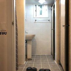 Jun Guest House - Hostel Стандартный семейный номер с двуспальной кроватью фото 5