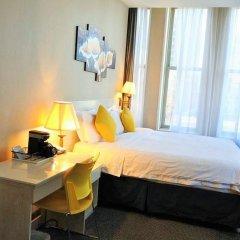 Soho Garden Hotel 2* Номер Делюкс с двуспальной кроватью фото 5
