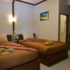Отель Rachada Place 2* Стандартный номер с 2 отдельными кроватями фото 11