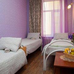 Marusya House Hostel Стандартный номер с двуспальной кроватью фото 4