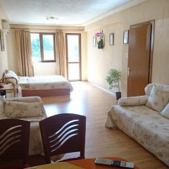 Отель Park Apartments Popovi Болгария, Сандански - отзывы, цены и фото номеров - забронировать отель Park Apartments Popovi онлайн комната для гостей фото 4